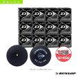 【スカッシュ ボール ダンロップ】『1箱/12球単位』COMPETITION XT(DA50030)