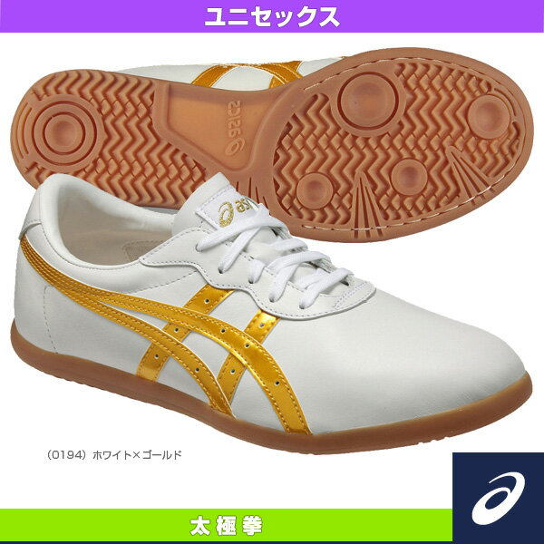 【太極拳 シューズ アシックス】ウーシュー WU/ユニセックス(TOW013)