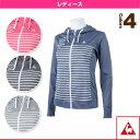 《セール30%OFF》 長袖シャツジャケット/レディース - QB-515143 [トレーニングウェア(レディース) ルコック] 【レディース 女性用】