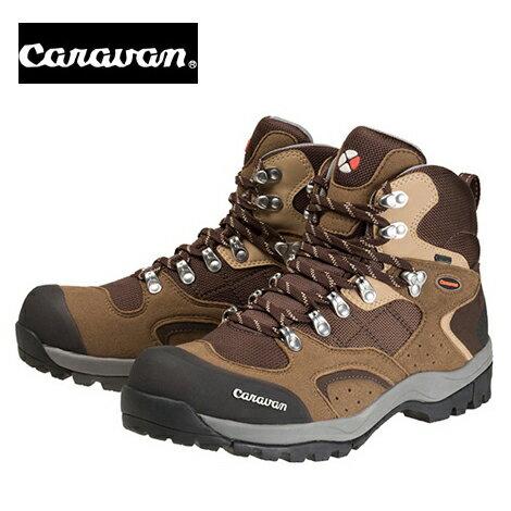 caravan キャラバン C1_02S ブラウン トレッキングシューズ C102S