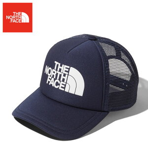 ノースフェイス ロゴ メッシュ キャップ メンズ レディース THE NORTHFACE NN02045-CM