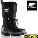 ソレル ベアーXT メンズ SOREL Bear XT ウインターブーツ 防寒ブーツ スノーブーツ NM2129