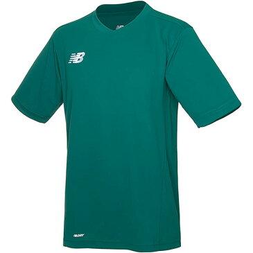 【全品ポイント10倍以上!】ニューバランス サッカー ゲームシャツ JMTF6192 GRN