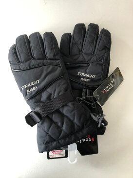 スキー スノボー用 5指手袋 1120 WLサイズ レディース 滑り止め 防寒 バイク 自転車