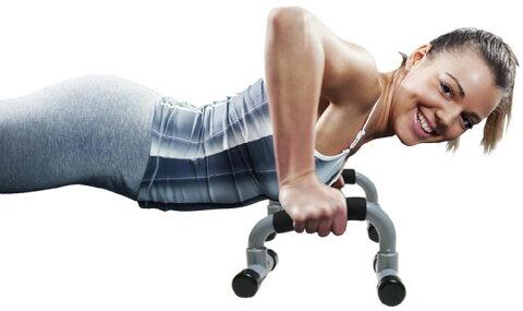 【まとめ買い 20個】プッシュアップバー NR2327 腕立て伏せ 器具 筋トレ 腕 トレーニング 肉体改造 ダイエット 組み立て式 軽量 滑りにくい 体幹 胸筋 自宅 家庭 室内 エクササイズ