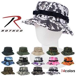 ロスコ ROTHCO アドベンチャーハット 全11色 メンズ レディース 帽子 MILITARY ADVENTURE HAT アウトドア ハイキング トレッキング ダンス 衣装 ストリートファッション 大きいサイズ 定番 アメカジ