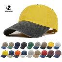 ニューハッタン コットンキャップ ローキャップ ウォッシュ加工 NEWHATTAN 帽子 小物 ベースボールキャップ ファッション メンズ 男女…