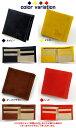 Divin デュヴァン 二つ折り財布 DV-014 選べる4カラー レザーウォレット 折財布 グローブ用レザー使用 2