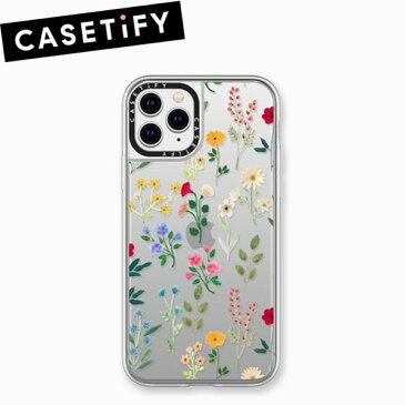 ケースティファイ アイフォン XI ( 11 ) Pro ケース スプリング ボタニカルズ 2 グリップ ケース CASETiFY Spring Botanicals 2 Grip Case iPhone XI ( 11 ) Pro ブランド LA 海外 XIRスマホ ギフト プレゼント 母の日
