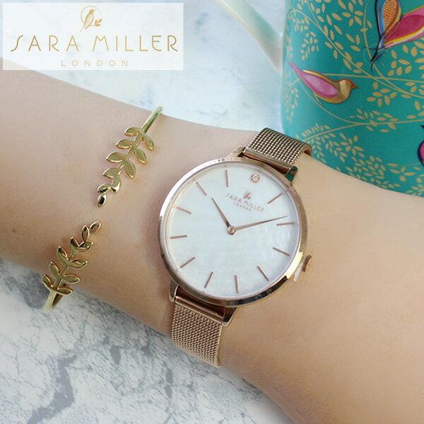 サラミラー 時計 ダイヤモンド コレクション SARA MILLER The Diamond Collection腕時計 ブランド デザイナーズ UK ロンドンギフト プレゼント