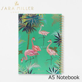 SARAMILLERサラミラーA4NoteBookA4ノートブックノートブランドデザイナーズステーショナリーUKロンドンSMIL1865ギフトプレゼント