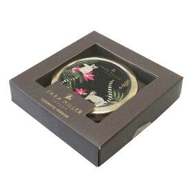 サラミラーコンパクトミラーコスメティックミラーSARAMILLERCosmeticMirrorブランドデザイナーズ手鏡UKロンドンSMIL3609ギフトプレゼント