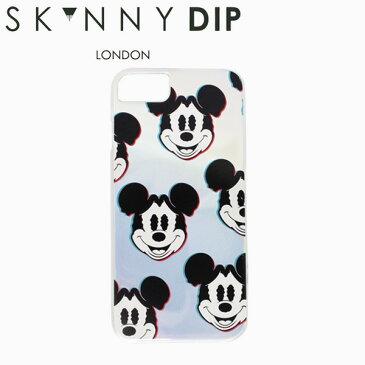 SKINNY DIP スキニーディップ アイフォンケース iPhone7 iPhone8 iPhone6 iPhone6s iPhoneSE 第二世代 iPhone8/7/6s/6 wigglemickey ミッキー ディズニー ブランド デザイナーズ アイフォン ケース UK ロンドン 海外ギフト プレゼント 母の日