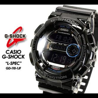 CASIO/G-SHOCK/g-shock g shock G shock G- shock [willow oak ogee shock] [L-SPEC] L specifications Watch /GD-100-1JF [fs01gm]
