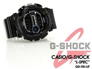 ★送料無料★CASIO/G-SHOCK/g-shockgショックGショックG−ショック【カシオジーショック】【L-SPEC】Lスペック腕時計/GD-100-1JF【smtb-TK】