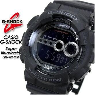 ★ domestic regular ★ ★ ★ CASIO/G-SHOCK / g-shock g shock G shock G-shock スーパーイルミネーター watch / GD-100-1 BJF