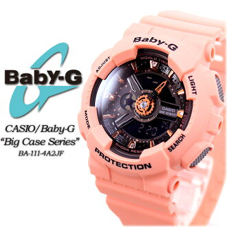 ★ ★ ★ domestic genuine ★ baby G big case series BA-111-4 A2JF for ladies Womens watch CASIO g-shock g-shock G shock