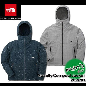 10%OFF! しかも送料無料♪★10%OFF★THE NORTH FACE 【 ノースフェイス 】Novelty Compact Jack...