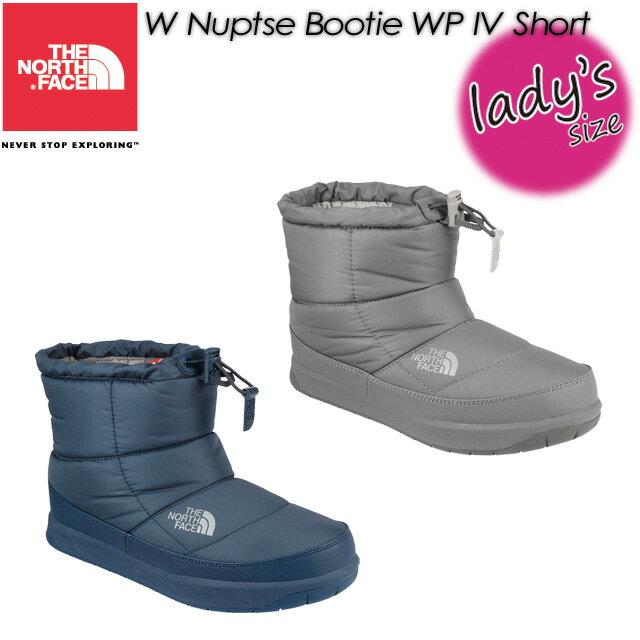 レディース靴, スノーシューズ SALE30OFF!THE NORTH FACE W Nuptse Bootie WP 4 Short W 4 NFW51686