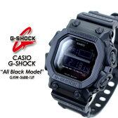 ★国内正規品★★送料無料★CASIO / G-SHOCK【カシオ ジーショック】【All Black Model】オールブラック モデル 腕時計 / GXW-56BB-1JF g-shock gショック Gショック G−ショック