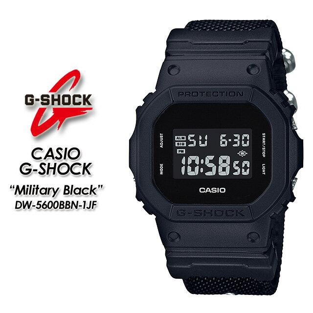 腕時計, メンズ腕時計  CASIO G-SHOCK Military Black DW-5600BBN-1JF g-shock g G G