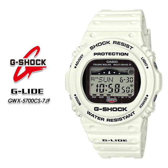 腕時計, メンズ腕時計 G- G GWX-5700CS-7JF CASIO G-SHOCK G-LIDE