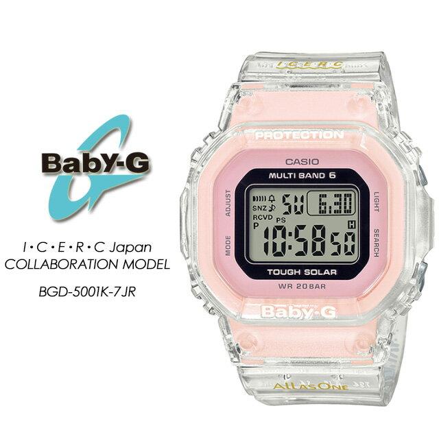腕時計, レディース腕時計 Baby-GG Love The Sea And The Earth G G g-shock g BGD-5001K-7JR