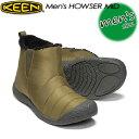 キーン【KEEN】ハウザー ミッド【MEN HOWSER MID】男性用 メンズ ウィンターブーツ スノーブーツ 1019620
