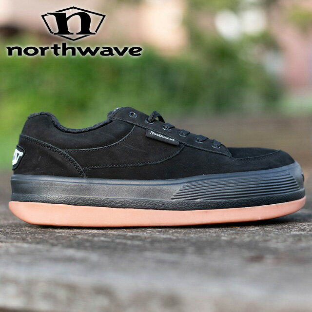 メンズ靴, スニーカー northwaveESPRESSO ORIGINAL LIMITED BLACK NUBUCK