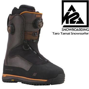 【K2 SNOWBOARDING】【Taro Tamai Snowsurfer】GENTENSTICK ブーツ スノーボード パウダー