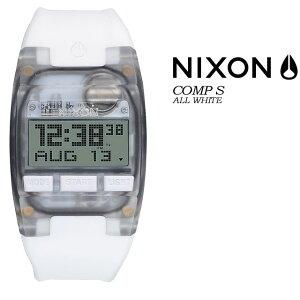 NIXON【ニクソン】【THECOMPS】ALLWHITENA336126腕時計レディース女性用