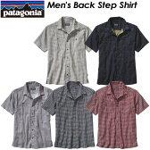 ★SALE30%OFF!送料無料★ Patagonia【パタゴニア】Men's Back Step Shirt 【メンズ バック ステップ シャツ】レギュラー・フィット 半袖 チェック オーガニックコットン アウトドア 53139