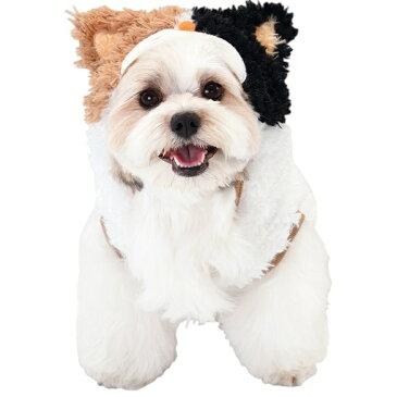 ペティオ Little Angel ネコの変身パーカー XS SS S MD-S MD-M 小型犬 犬服 ねこ 猫