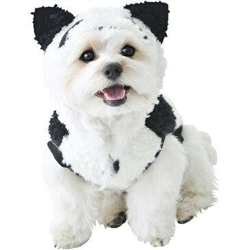 ペティオ Little Angel パンダの変身パーカー XS SS S MD-S MD-M 超小型犬〜小型犬用 犬服 ぱんだ