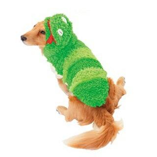 ペティオ Little Angel ヘビの変身パーカー XS SS S MD-S MD-M 小型犬 犬服