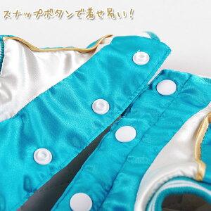 【2017年冬物新作】AirBalloon雲龍スカジャンSMMD-ML2Lピンク・ブラック・ブルー犬服小型犬
