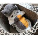 ニャンコ先生 変身着ぐるみ XS S M L XL 超小型犬〜小型犬 犬服 猫服 コスプレ コート SS 2L LL 1