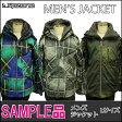 【RIPZONE】 メンズ スノーボードウェア・ ジャケット ■サンプル品特別価格!!■Lサイズ限定 ボードウェア スキー スノボ【1-3】