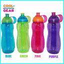 世界特許の保冷ジェルで飲み物を冷たくKEEP!COOL GEAR/クールギア43 ウェーブランナー 610ml フ...