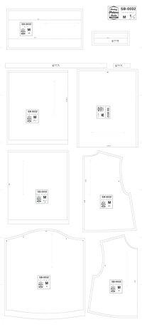 ティアードワンピース&ターバン型紙MLLLサイズ【ブティック社/型紙/大人服/パターン/3サイズ/ワンピース/ターバン/レディース/縫い代付き/かんたん/ソーイング/】