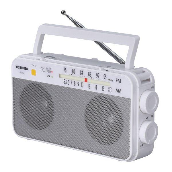 オーディオ, ラジオ  TOSHIBA FMAM TY-AR66(W) 4560158875777