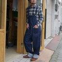 Johnbull ジョンブル オーバーオール デニム パンツ オールインワン メンズ 日本製 210 ...