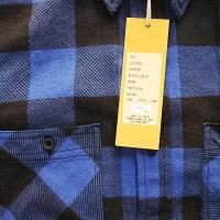 FIVEBROTHERネルシャツバッファローチェックシャツワークシャツチェックシャツネルシャツフランネルファイブブラザーヘビーネルネルチェックレッドブルー赤古着ヴィンテージかわいいおすすめブランド人気服世田谷ベース151960