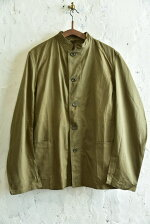 1960'sフランス製グランパシャツvol.9【中古】【古着】