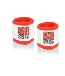 ★送料無料★ Simoncelli 58 SUPER SIC MotoGP Wristbands マルコ・シモンチェリ リストバンド