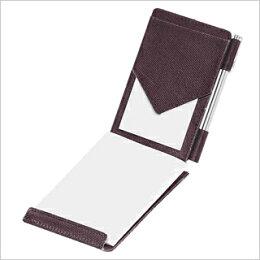 自分で組み立てる紙製の「保存するメモ帳abrAsus(アブラサス)」体験版