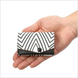 小さい財布三面怪人「ダダ」モデル