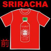 スリラチャTシャツ表