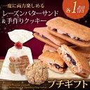大人のレーズンバターサンドとチョコチップクッキー[冷] プチギフト 焼き菓子