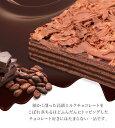 バースデーケーキ 誕生日ケーキ チョコレートケーキ 送料無料 冷蔵便[冷] 誕生日プレゼント チョコレート 誕生日 ケーキ ボヌール・カレ ボヌールカレ 3